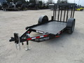 2018 Eagle 5X10LSA70-7000 Flatbed Trailer