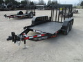2018 Eagle 5X10LTA35-7000 Flatbed Trailer
