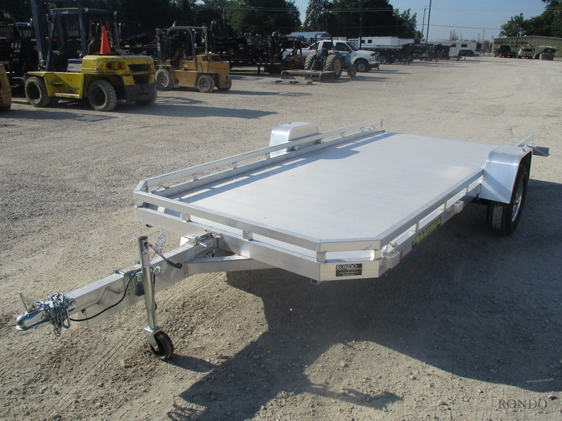 2019 Aluma 7814STILT Flatbed Trailer