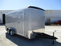 2018 Atlas Enclosed Cargo AU716TA2-R Box Trailer