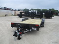 2018 Rice Equipment FMEMR8218 Flatbed Trailer