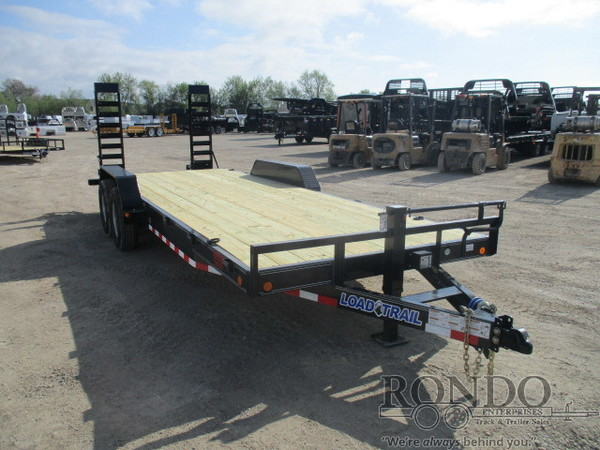 2018 LOAD TRAIL Equipment CH8322072 Flatbed Trailer