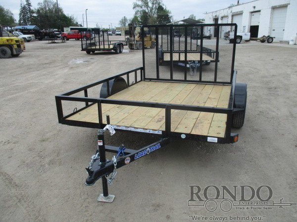 2018 LOAD TRAIL SE8310031 Flatbed Trailer