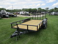 2018 Wesco UTILITY Flatbed Trailer