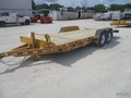 2019 B-B Equipment Tilt TBCT2014ET Flatbed Trailer