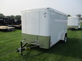 2019 Atlas Enclosed Cargo AU612SA Box Trailer