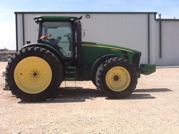 2009 John Deere 8345R Tractor