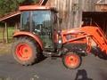 2009 Kioti DK50SE Tractor