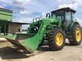 2013 John Deere 6115D Tractor