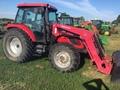2013 Mahindra MFORCE 100-S Tractor