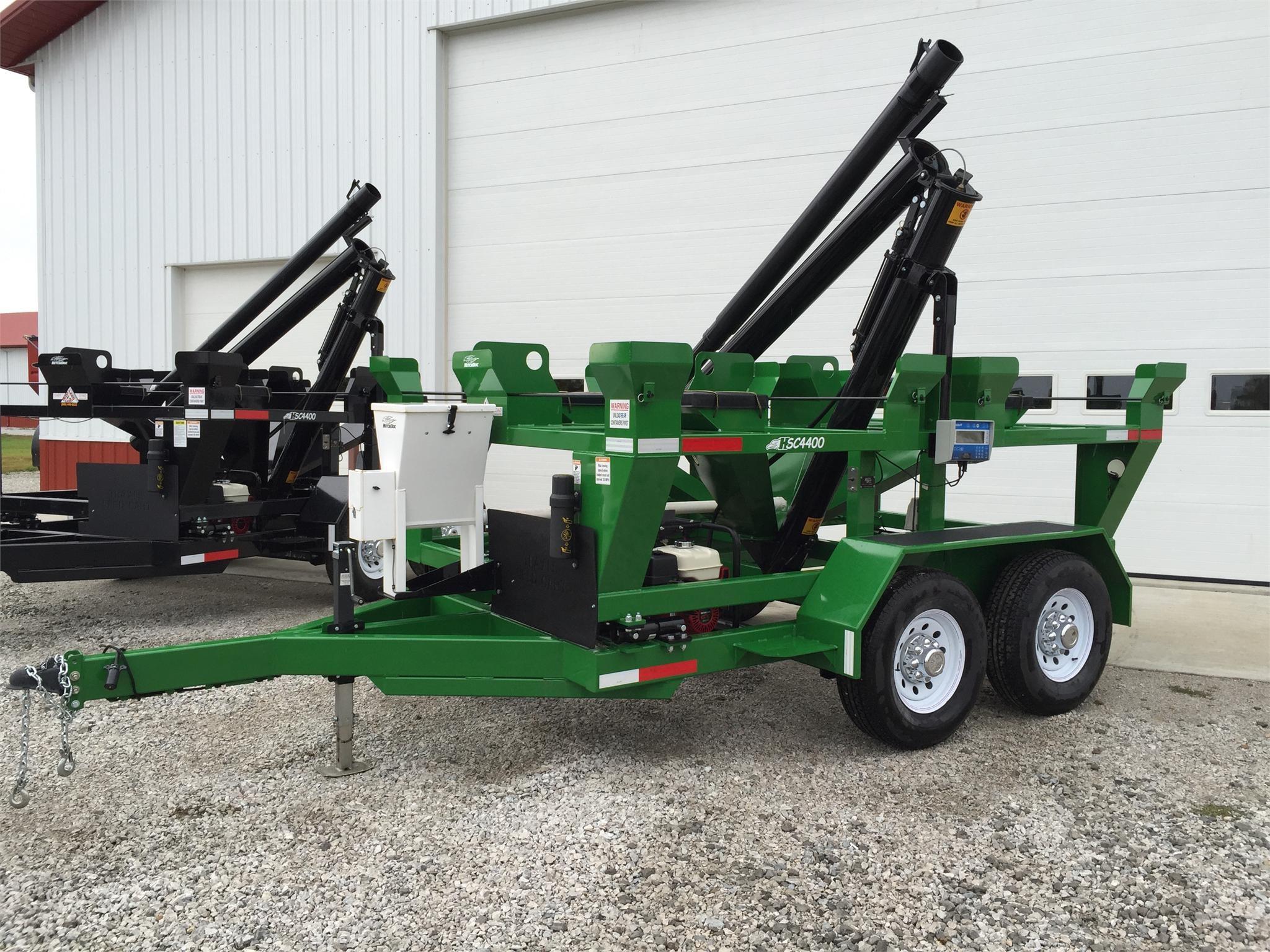 2022 Travis Seed Cart HSC4400 Seed Tender