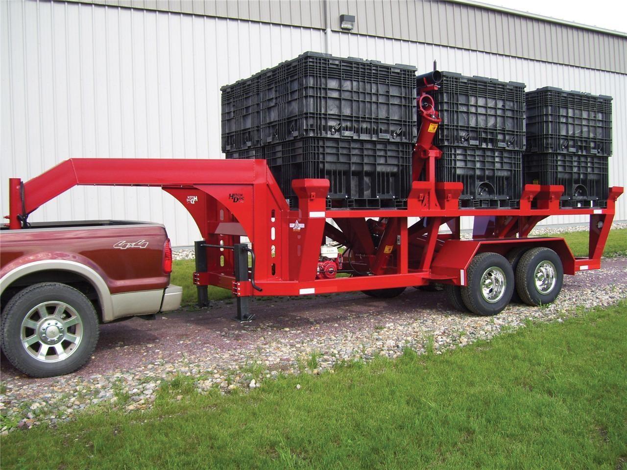 2022 Travis Seed Cart HSC6000 Seed Tender