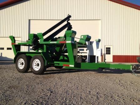 2022 Travis Seed Cart HSC4400GN Seed Tender