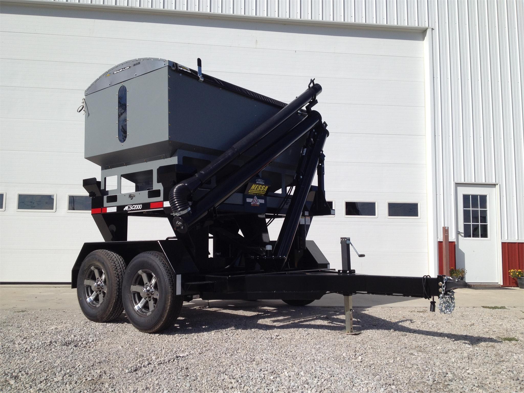 2022 Travis Seed Cart HSC2000 Seed Tender
