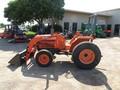 1986 Kubota L2550DT Tractor
