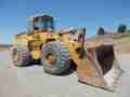 1993 Case 921 Wheel Loader