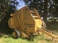 2014 Vermeer 6640 Rancher Round Baler