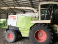 1997 Claas Jaguar 840 Self-Propelled Forage Harvester