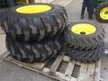 2017 John Deere BLV10873 Wheels / Tires / Track