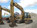 Caterpillar 321C LCR Excavators and Mini Excavator
