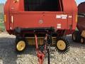 2002 New Holland BR780 Round Baler