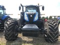 2017 New Holland Genesis T8.410 SmartTrax 175+ HP