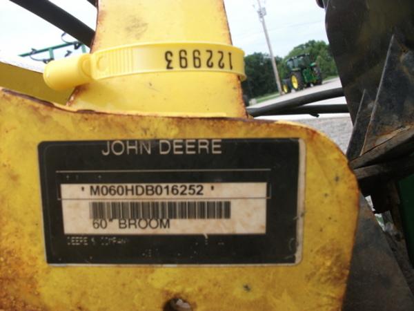 2008 John Deere 60HD Lawn and Garden