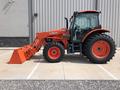 2017 Kubota M6-101 Tractor