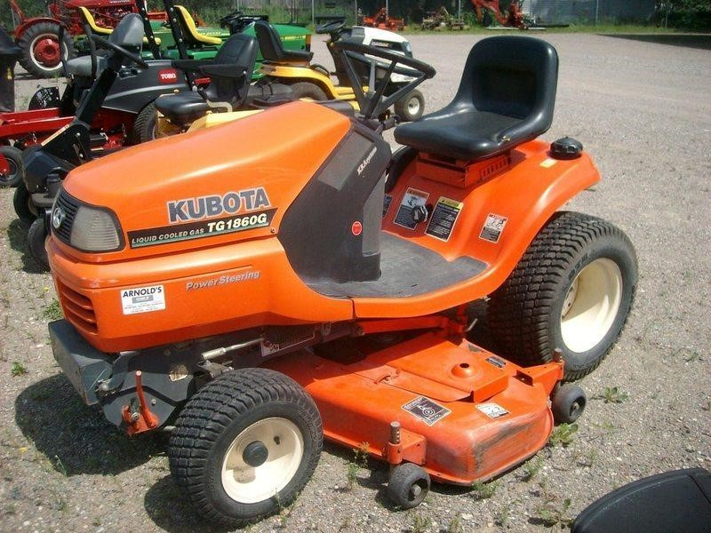 Used Kubota TG1860G Lawn and Garden for Sale | Machinery Pete