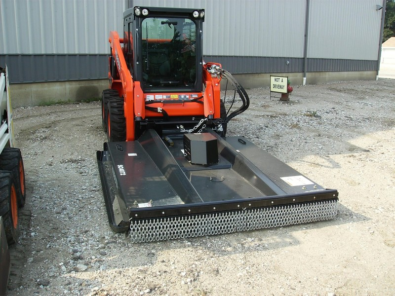 2018 Land Pride AP-SC4072 Loader and Skid Steer Attachment