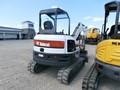 2016 Bobcat E42 Excavators and Mini Excavator