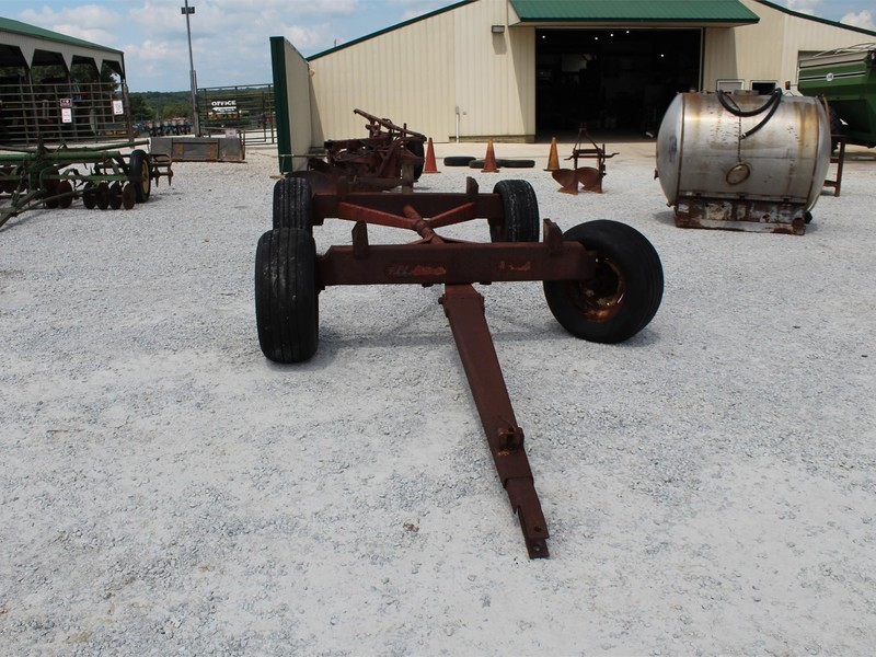 E-Z Trail 100 Bale Wagons and Trailer