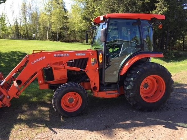 2013 Kubota L4760HSTC Tractor