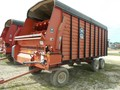 2001 Meyer 500TSS Forage Wagon