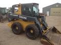2014 Deere 332D Skid Steer
