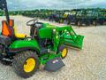 2016 John Deere 1023E Tractor