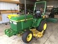 1993 John Deere 670 Tractor