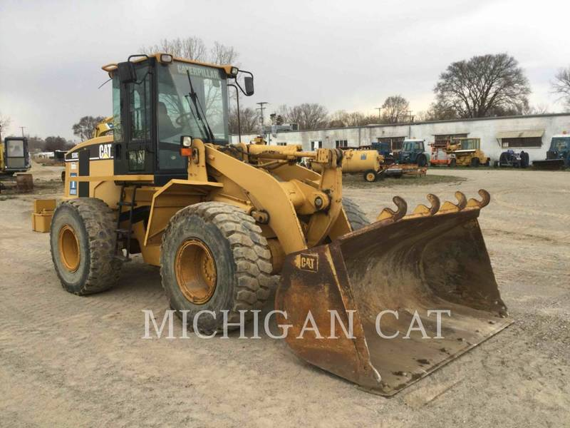 2000 Caterpillar 938G Wheel Loader