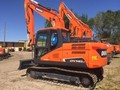 2017 Doosan DX140 LC-5 Excavators and Mini Excavator