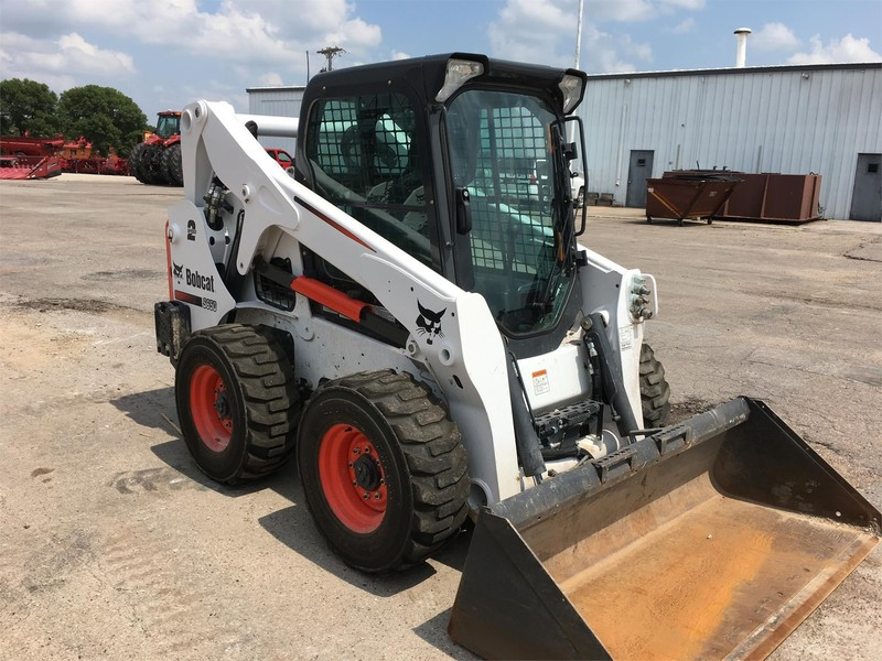 Used Bobcat S650 Skid Steers for Sale | Machinery Pete