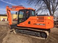 2016 Doosan DX140 LC-3 Excavators and Mini Excavator