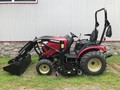 Yanmar 324XHI TLD Under 40 HP