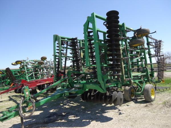 2007 John Deere 2310 Soil Finisher