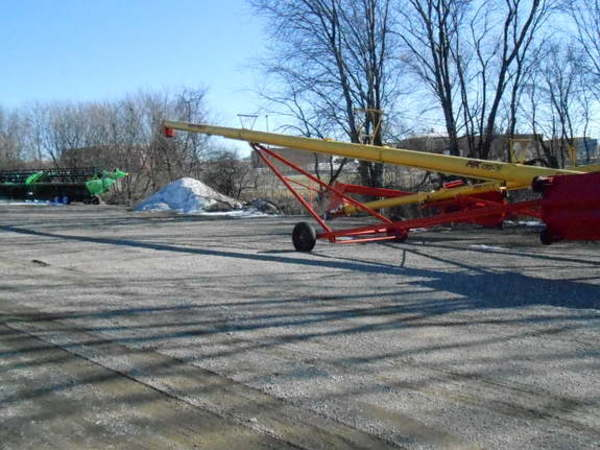 2009 Westfield MK130-71 Augers and Conveyor