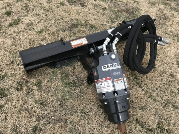 2017 Danuser EP15 Loader and Skid Steer Attachment