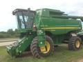 2008 John Deere 9570 STS SIDEHILL Combine