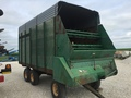 1974 Badger 1416 Forage Wagon