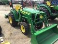 2016 John Deere 3038E Tractor