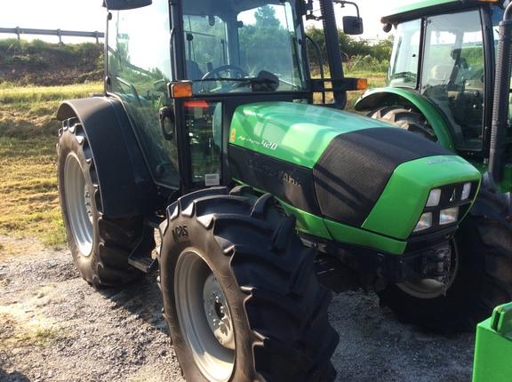 2015 Deutz 420 Tractor