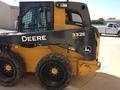 2015 Deere 332E Skid Steer